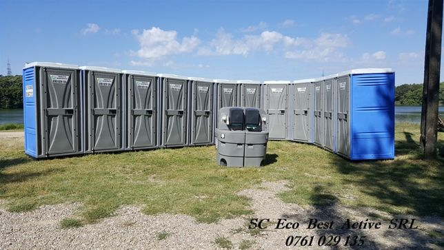 Inchirieri Toalete Ecologice - Ilfov