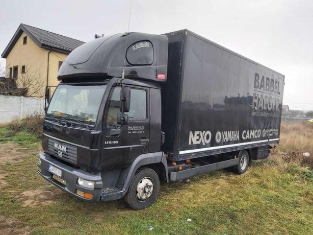 Camion Man L2000 7,5 tone