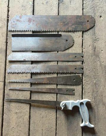 Пила ножовка по дереву + 7 насадок