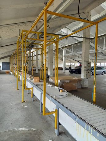 Монтажен конвейр за производство 33м