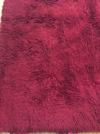За декорация на битов кът - красив китеник 100% вълна, ръчно тъкан