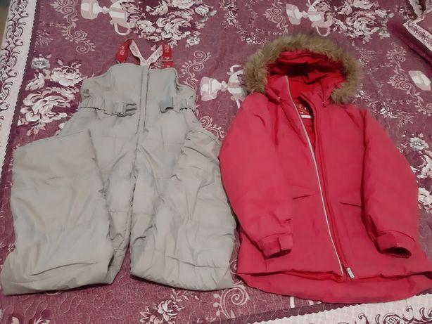 Куртка Reima на девочку + комбез