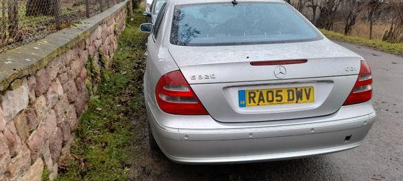 Мерцедес Mercedes W 211 320 cdi 2005 г. НА ЧАСТИ