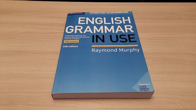 English Grammar in USE, Murphy