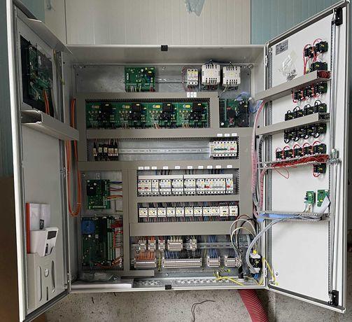 Firma ANRE instalatii electrice civile si industriale