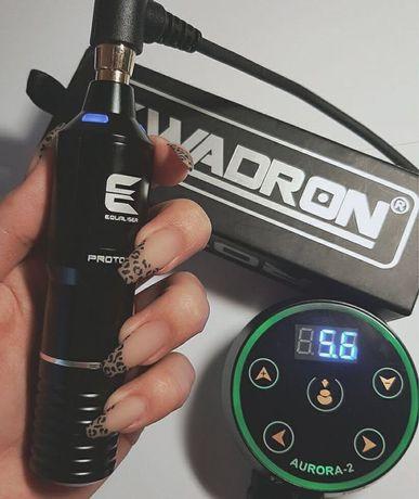 Новый цифровой блок питания Aurora-2 с сенсорным управлением