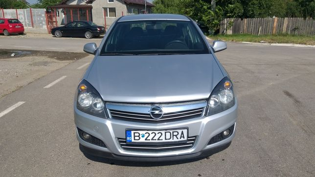 Opel astra h  benzina
