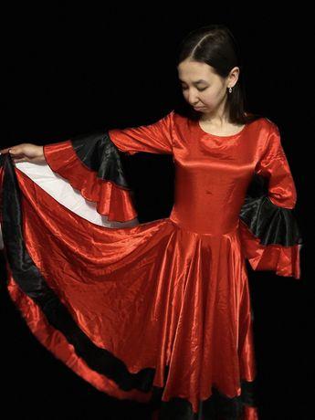 Испанский танец костюм