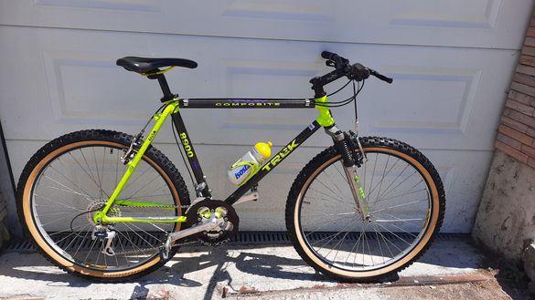 Планински алуминиев велосипед Trek/полукарбон