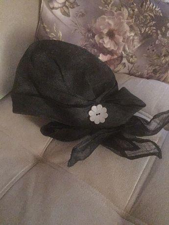 Шляпка женская италия