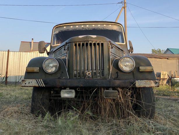 ПРОДАМ МАШИНУ ГАЗ 69 Костанай на ходу Машина