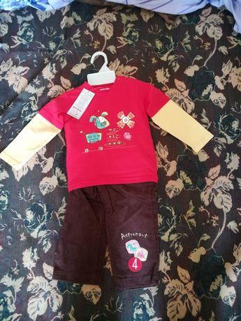 Продам новый детский костюм, одежда для детей