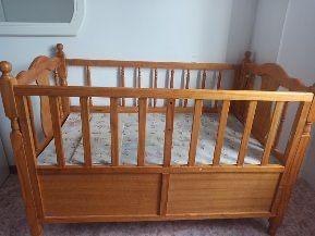 Продам кровать детскую недорого