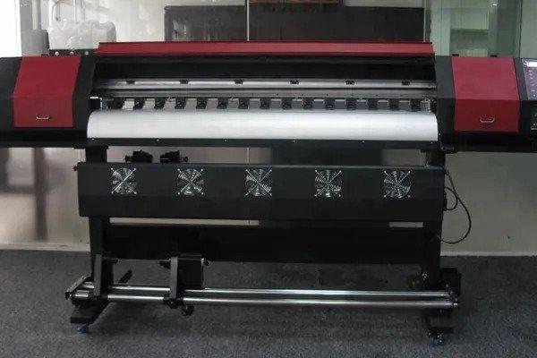 Plotter imprimanta ecosolvent 1,8 metri outdoor