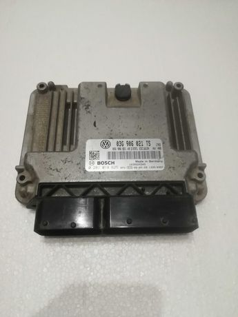 Calculator motor VW Golf 5 Plus 03G906021TS
