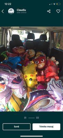 Baloane heliu aniversari copii