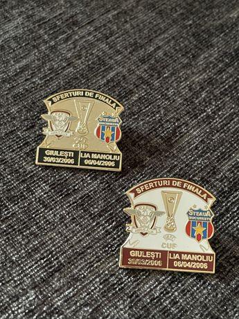 Insigne Steaua/Rapid UEFA2006