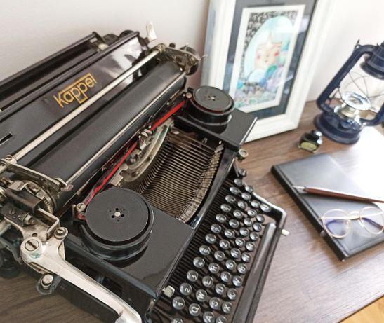 Mașina de scris Kappel, 1937. O bucată de istorie gata de scris!