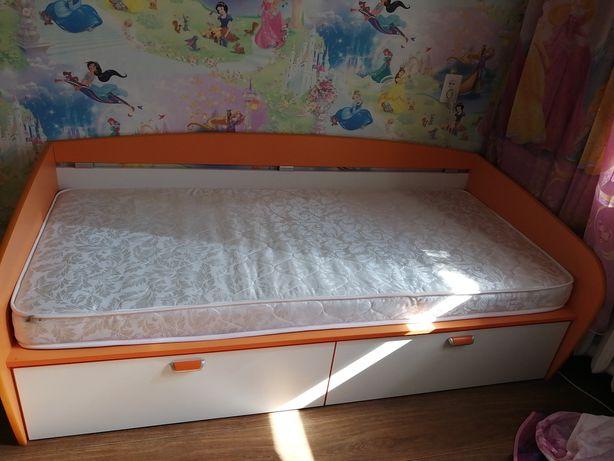 Кроватка подростковая