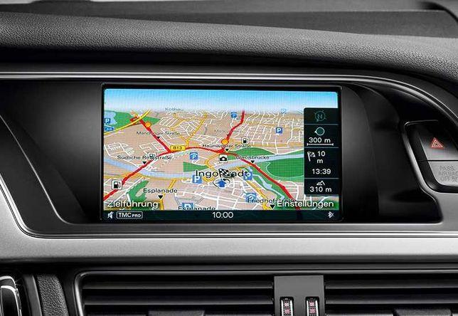 Harti navigatie 2021 Audi MMI3G A4 A5 A6 A7 A8 Q3 Q5 Q7 Europa Romania