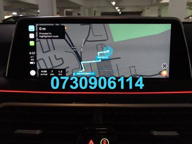Harti Navigatie BMW NBT EVO ROUTE Europa + ROMANIA 2019-1 G10 G30