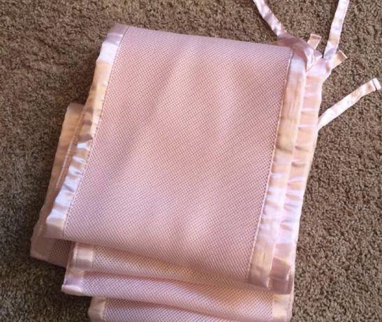 Дишащ бебешки обиколник - BreathableBaby®