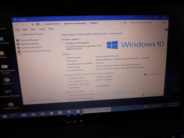 Dezmembrez laptop Acer 7551G, MS2310  functional