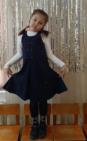 Сарафан школьный 6-8 лет