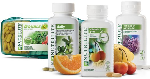 Хранителни добавки Nutrilite (Amway)