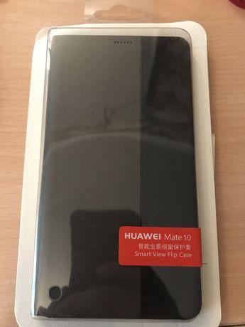 Оригинальный новый чехол флип кавер для Huawei Mate 10