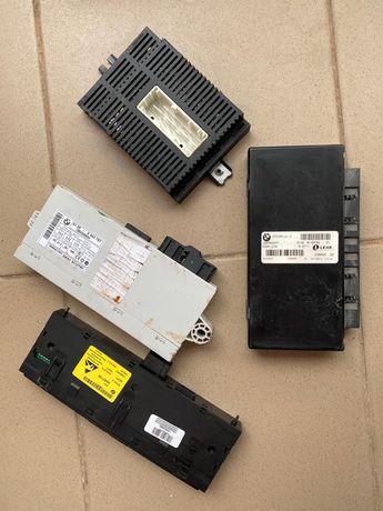 Modul calculator 6943797 confort 9118730 lumini CAS2 9116255 e60