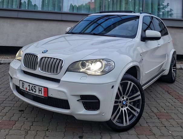 Bmw X5 M50d 3.0 381Cp 2013 Panoramic/Distronic/Camere360°/Head-up Dis
