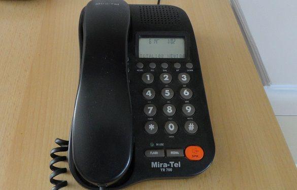 telefon digital fix