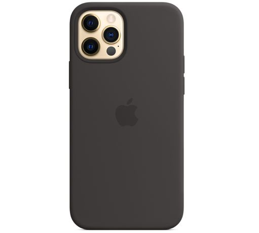 Силиконов Кейс Apple с лого за iPhone 12/Pro/Max/Mini/11/XS/XR/SE/7/8