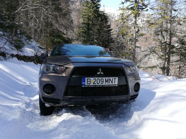 Mitsubishi outlander 4x4 2011   2,3  177 cp