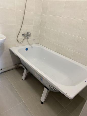 Продам металлическую ванну 150х70