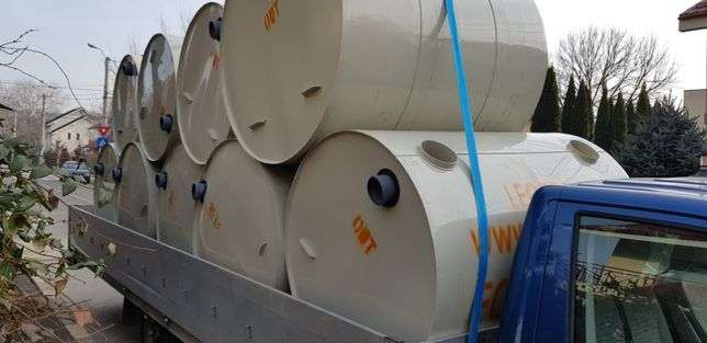 Vand  - Fosa septica ecologica 3000 L - 3 camere