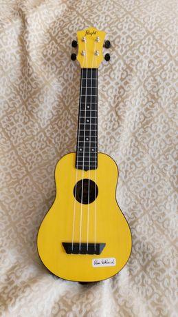 Новая Укулеле (маленькая гавайская гитара)