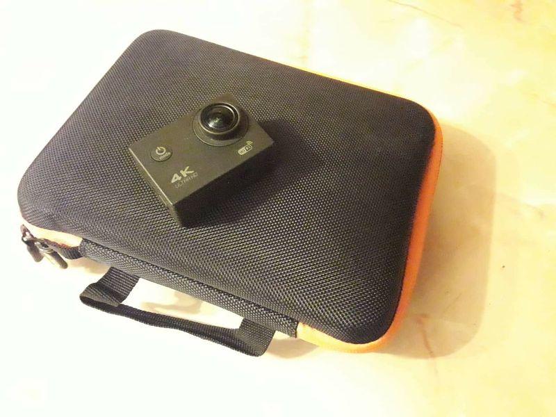ActionCam 4k Спортна Камера 4к с. Юндола - image 1