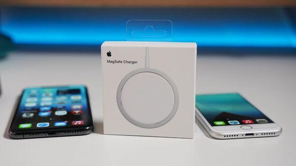Безжично зарядно/Apple Magsafe Charger
