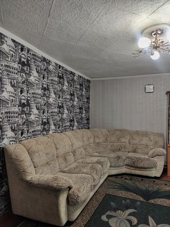 Продаётся мягкий угловой диван