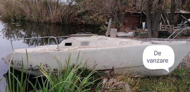 Vand barca/velier