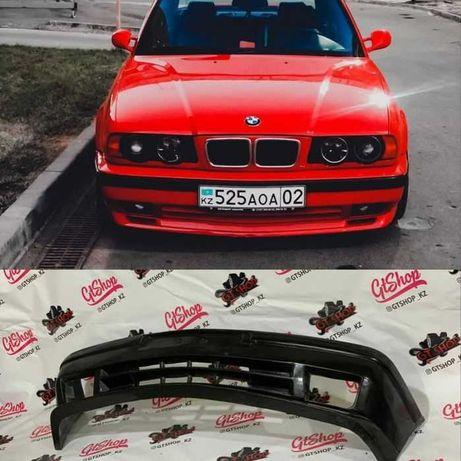Передний бампер БМВ Е34 BMW e34 спойлер , бмв 34