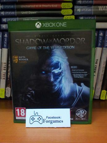 Vindem jocuri Xbox One Shadow of Mordor Game of the Year Edition GOTY