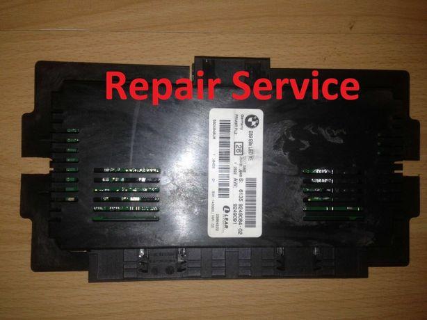 Modul de lumini BMW - FRM 3 reparatii
