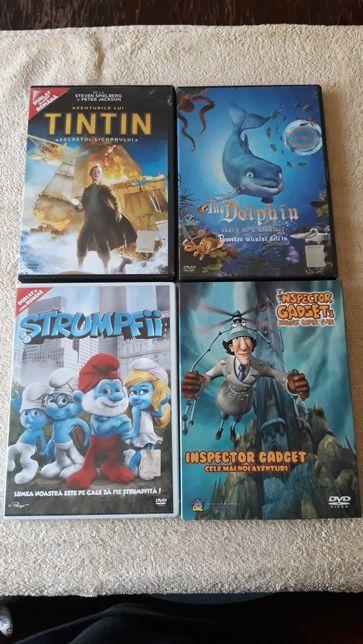 DVD Animatii (dublat in romana)