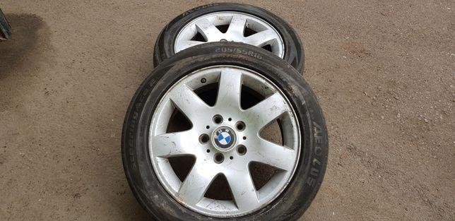 4 jante BMW pe 16 aliaj