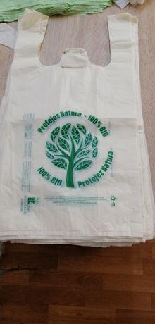 Pungi biodegradabile 5 kg/calitate superioara/dimensiune 28x50
