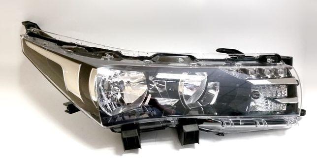 Капот Фара Бампер Решетка на Toyota Corolla 14- Каролла Королла 14