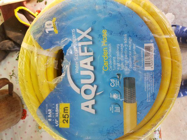 Furtun 1/2 aquafix 25 m